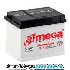 Аккумулятор A-mega Premium 5 60e