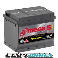 Аккумулятор A-mega Premium 5 65e