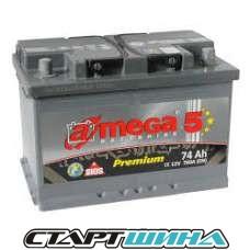 Аккумулятор A-Mega Premium 5 74e