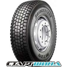 Грузовые шины Bridgestone M729 315/70R22.5 152/148M