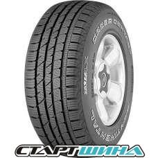 Автомобильные шины Continental ContiCrossContact LX 265/60R18 110T