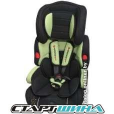 Автокресло Forsage Kids BAB001-S4 (черный/зеленый)