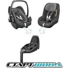 Автокресло Maxi-Cosi 2wayFamily Concept (Black Diamond)