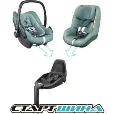 Автокресло Maxi-Cosi 2wayFamily Concept (Nomad Green)