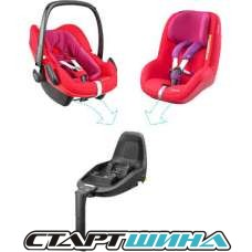 Автокресло Maxi-Cosi 2wayFamily Concept (Red Orchid)