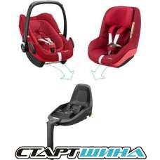 Автокресло Maxi-Cosi 2wayFamily Concept (Robin Red)