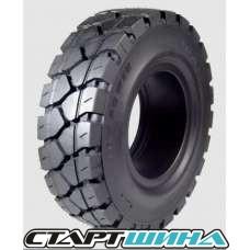 Цельнолитая шина solid tyre 6.00-9 Kabat New Power Quick Волна