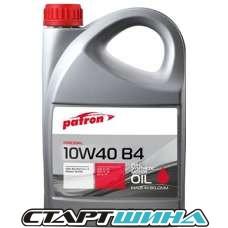 Моторное масло Patron 10W-40 B4 4л