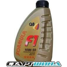 Моторное масло Q8 F1 10W-50 1л