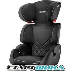 Автокресло RECARO Milano Seatfix Performance Black
