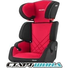 Автокресло RECARO Milano Seatfix Racing Red