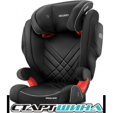 Автокресло RECARO Monza Nova 2 Performance Black