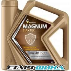 Моторное масло Роснефть Magnum Maxtec 10W-40 4л