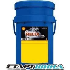 Моторное масло Shell Helix HX7 5W-30 20л