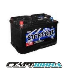 Аккумулятор 12V СтартБат 6СТ-77 е