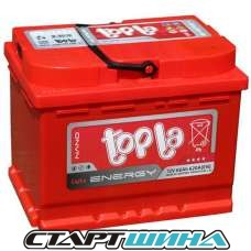 Аккумулятор TOPLA Energy R+ 108066 (66 А/ч)