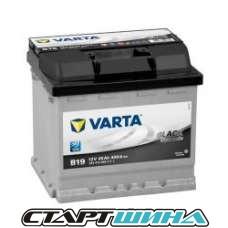 Аккумулятор Varta Black Dynamic B19 545412