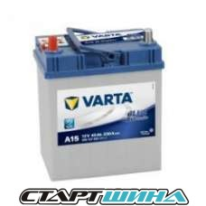 Аккумулятор Varta Blue Dynamic Asia A15 540127