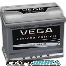 Аккумулятор Vega 6СТ-65 е