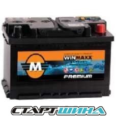 Аккумулятор WinMaxx 100Ah(низкий)
